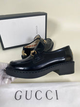 Load image into Gallery viewer, Gucci Horsebit Loafer