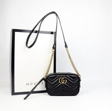 Load image into Gallery viewer, Gucci  Marmont Camera Bag Mini