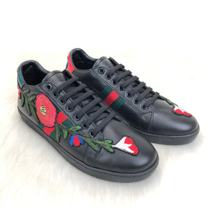 Gucci Floral Sneakers