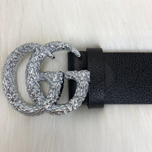 Gucci GG Buckle Belt