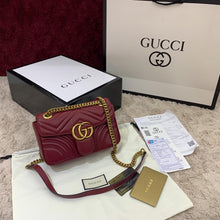 Load image into Gallery viewer, Gucci Marmont Mini Bag
