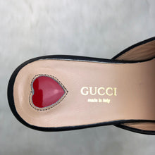 Load image into Gallery viewer, Gucci Princetown Leather Slippers