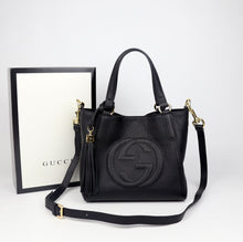 Load image into Gallery viewer, Gucci Soho Double Bag Small