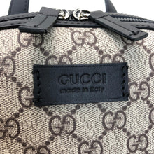Load image into Gallery viewer, Gucci Supreme Canvas Backpack