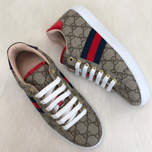 Load image into Gallery viewer, Gucci Supreme Sneaker