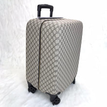 Load image into Gallery viewer, Gucci Supreme Trolley Suitcase 55 (Cabin Size)