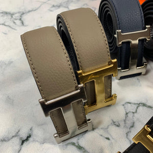Hermes Buckle Belt