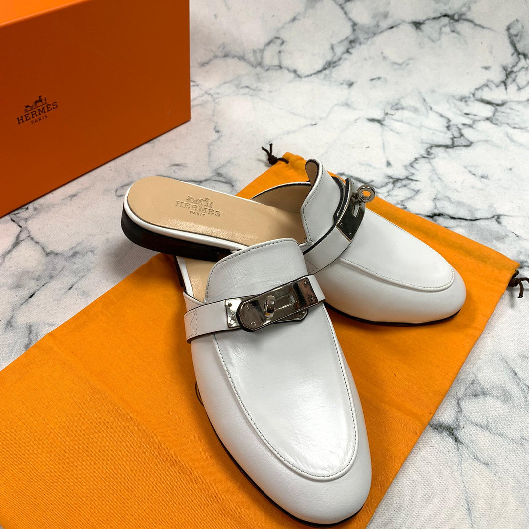 Hermes Slippers