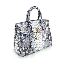 Load image into Gallery viewer, Hermes Birkin Python 30