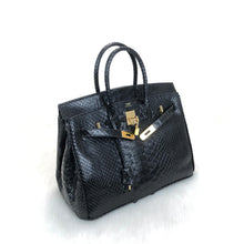 Load image into Gallery viewer, Hermes Birkin Python 35