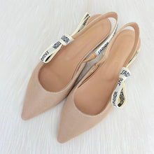 Load image into Gallery viewer, J'adior Slingback Ballerina Flat