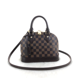 Louis Vuitton Alma BB Bag