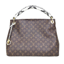 Load image into Gallery viewer, Louis Vuitton Artsy MM-Python Handle