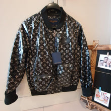 Load image into Gallery viewer, Louis Vuitton Blurry Monogram Jacket