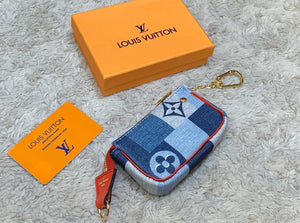 Louis Vuitton Coin Purse Jean