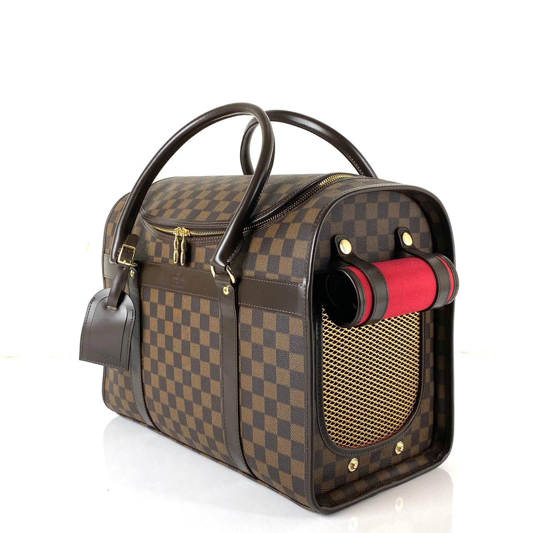 Louis Vuitton Dog Carrier 40