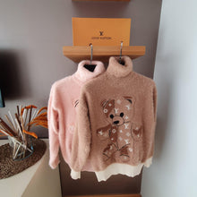 Load image into Gallery viewer, Louis Vuitton Don Bear Plush Sweater