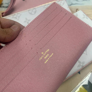 Louis Vuitton Felicie White Monogram