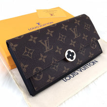 Load image into Gallery viewer, Louis Vuitton Flore Long Wallet
