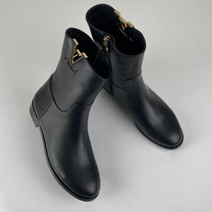 Louis Vuitton Heritage Booties