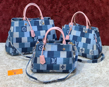 Load image into Gallery viewer, Louis Vuitton Montaigne Jean Bag