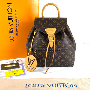 Louis Vuitton Montsouris PM Backpack