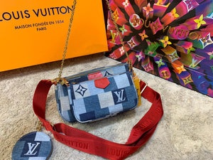 Louis Vuitton Multi Pochette Jean