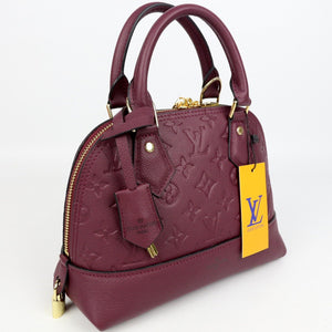 Louis Vuitton Neo Alma BB Empreinte