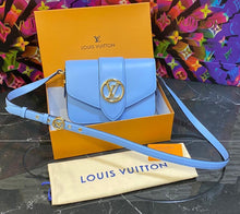 Load image into Gallery viewer, Louis Vuitton Pont 9 Bag