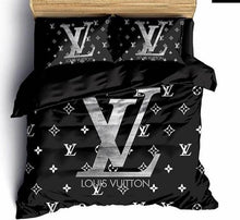 Load image into Gallery viewer, Louis Vuitton Quilt Cover Set
