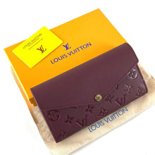 Load image into Gallery viewer, Louis Vuitton Sarah Wallet