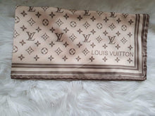 Load image into Gallery viewer, Louis Vuitton Silk Scarf