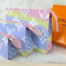Load image into Gallery viewer, Louis Vuitton Toiletry Pouch Set