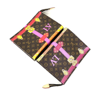 Louis Vuitton Toiletry Pouch Summer Trunk