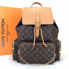 Load image into Gallery viewer, Louis Vuitton Trio Backpack