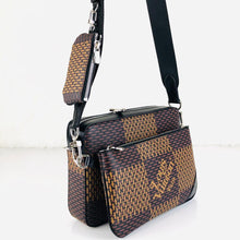 Load image into Gallery viewer, Louis Vuitton Trio Messenger Bag