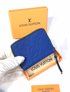Louis Vuitton Zipper Mini Wallet