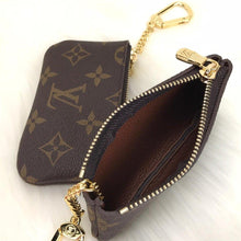 Load image into Gallery viewer, Louis Vuitton Coin Purse Monogram-Brown