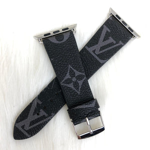 Louis Vuitton Classic Canvas Monogram Apple IWatch Strap