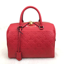 Load image into Gallery viewer, Louis Vuitton Bandouliere Empreinte Speedy