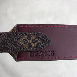 Louis Vuitton Bandouliere Monogram Strap