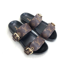 Load image into Gallery viewer, Louis Vuitton Bom Dia Flat Sandals