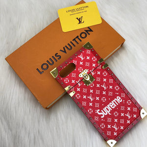 Louis Vuitton  EYE - TRUNK Supreme IPHONE