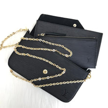Load image into Gallery viewer, Louis Vuitton Felicie Clutch Epi