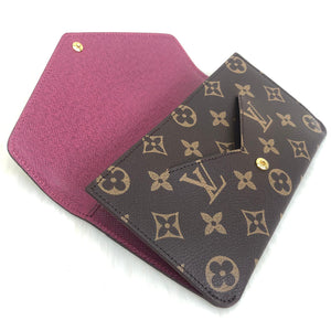 Louis Vuitton Jeanne Wallet