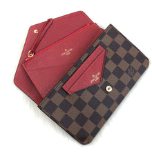 Load image into Gallery viewer, Louis Vuitton Jeanne Wallet