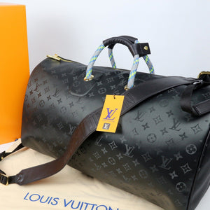 Louis Vuitton Keepall 50 Titanium