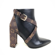 Load image into Gallery viewer, Louis Vuitton Matchmake Low Ankle Boots