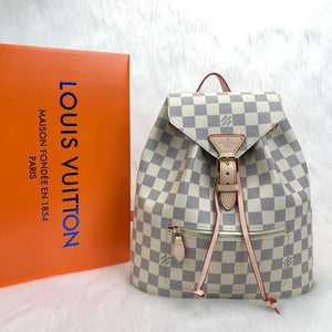 Louis Vuitton Montsouris Backpack