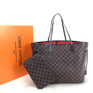 Louis Vuitton Neverfull GM Shoulder Bag